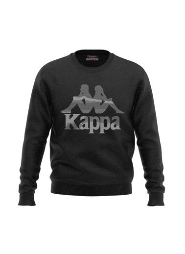 Kappa Çocuk Sw-Shırt Odıle   Siyah